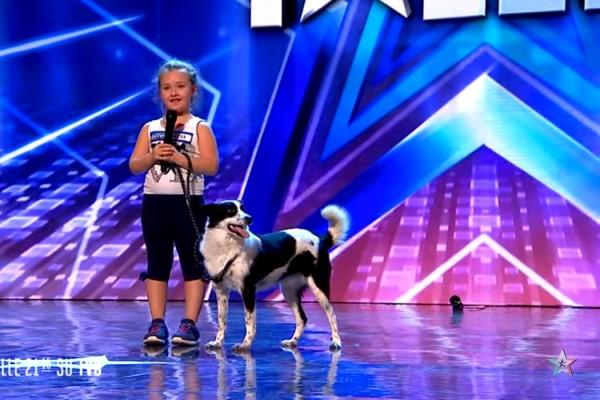 dog dance bambina